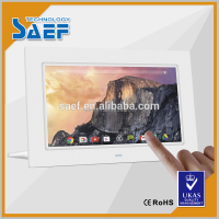 10.1''1024*600 tablet lcd advertising screens player ,usb media player android 4.4