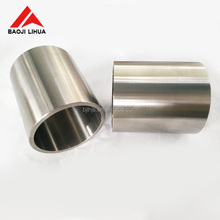 Hot sale tungsten crucibles for melting steel