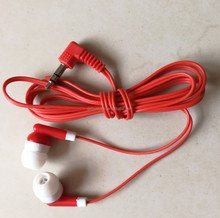 Cheap earphones/free sample cheap earbuds,aviation headset/ earphone for tourist bus,cheap earphone with logo print