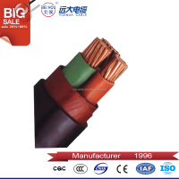 Best Price PVC Insulated and PVC Sheathed Armoured 4 Core Copper Cable 75mm 50mm 120mm