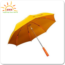 LED Handle Light Up Bright Color Changeable Rain Umbrella