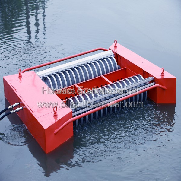 High quality floating oil skimmer disc