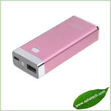 Mini power bank Small wallet mobile power supply 5200mAh
