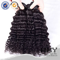 best quality double drawn full cuticles african human hair extensions