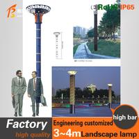 Newest Best Quality Solar Outdoor Lighting for Garden Decorative LED Solar Garden Light