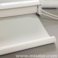 Manual Roller Shade, design roller shades, double roller shades