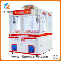 Wholesale High Quality toy crane claw machine for sale toy game machine