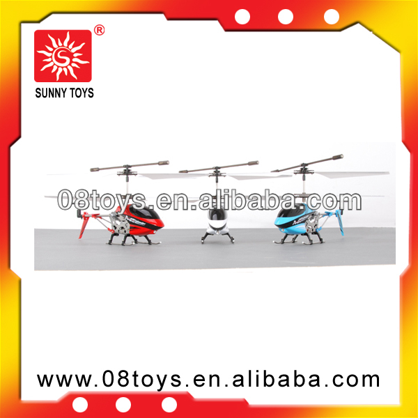 Electric Rc Helicopter With Light