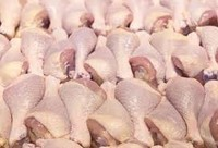 Halal Grade A Frozen Chicken Drumsticks , Thighs , Gizzards and Wings Raw