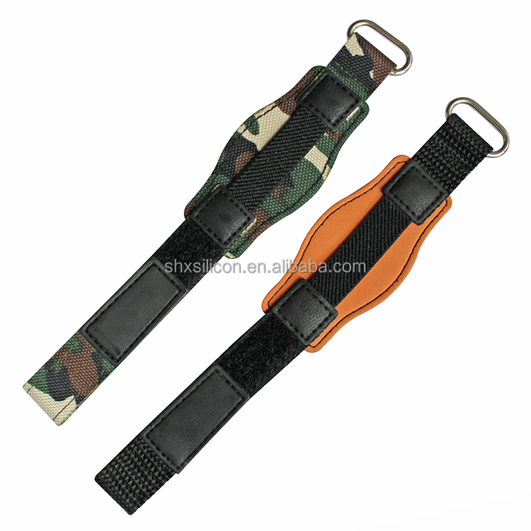 SHX high-quality TAPE HOOK & LOOP sports militaly watch straps manufacturer