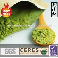 New Year Free Samples Good Water Soluble Factory Supply Matcha green tea powder/Matcha/Instant tea powder Customizing package
