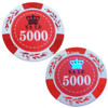 Wholesale High quality casino chip custom Logo poker chips