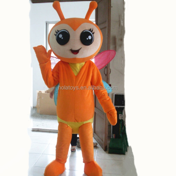 firefly mascot costume for cosplay