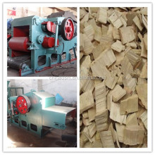 Low Consumption Wood Drum Chipper with CE ISO Approved