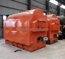 0.7 MW small coal fired hot water boiler for home