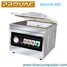 frozen bread automatic food vacuum packing machine