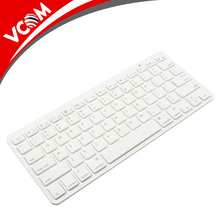 VCOM Ultra-slim Mini 3.0 Wireless Keyboard for Macbook for iPad Android Tablet Win10