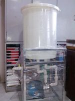 HEMODIALYSIS SOLUTION PREPARAING MACHINE