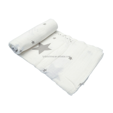 baby swaddle blankets soft fabric muslin blankets