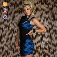 2017 OEM customize stylish women club dresses