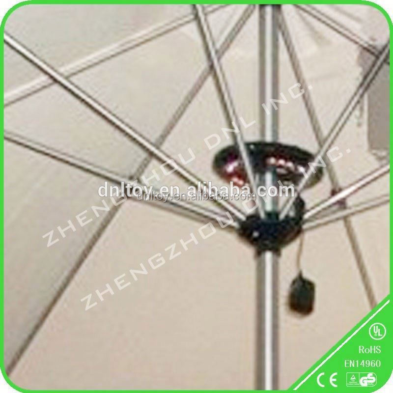 side hanging umbrella