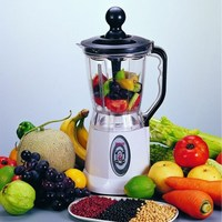 1.2L Powerful Electric Motor Food Blender Fruit Juice Blender Mixer