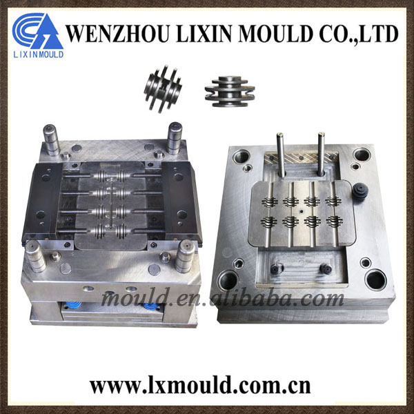 Precision Plastic Mould For Spool
