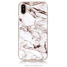 Phone case for iphone x 8 8plus 7 7plus cover for soft tup protective case for iphone 6 6plus marble pattern case