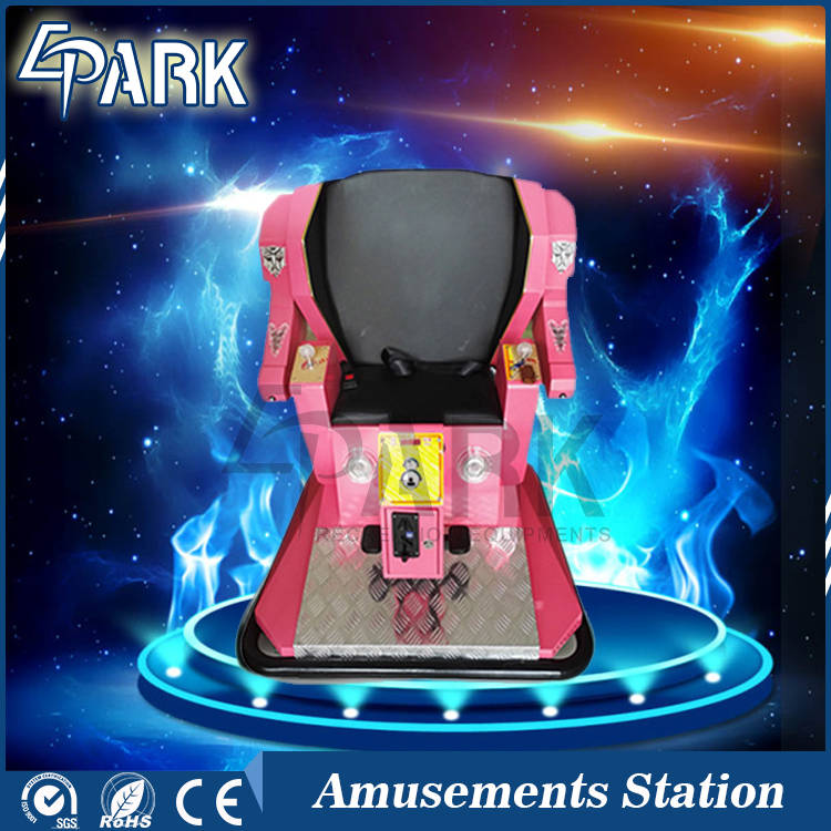 Professional manufacture amusement walking robot kiddie rides