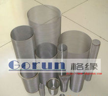 stainless steel wire wrapped well pipe strainer filter