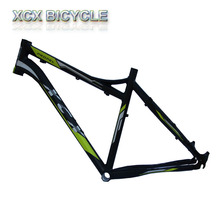 aluminum bike mountain bicycle frame 26 factory sale matte black painting