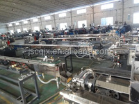 Factory price Soft PVC Medical Extruder/small pipe extrusion line