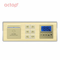 Touch Doorbell Room Thermostat Digital For Hotel Control