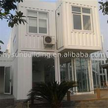 China manufacturer shipping container house designs picture design by customer