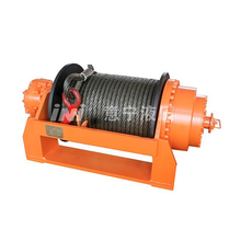 ISYJ Series Hydraulic Recovery Rope Tow Truck Hydraulic Winch 4x4