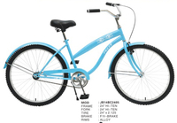 "2013 New Woman Beach bike,26""lady beach cruiser bicycle"