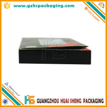 Custom Printed Software Mobile Phone Accessories Packaging Box with Clear Window