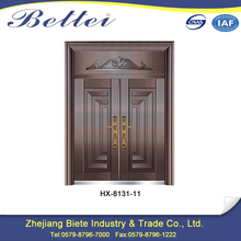 Top products sheet and iron gate explosion-proof lock double door
