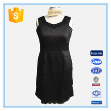 Women Casual One Piece Plus Size Dress Ladies Formal Dress Patterns