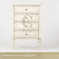NB06-05 Antique Chest of Drawers Design Custom Cabinets Bedroom from JL&C Luxury Home Furniture