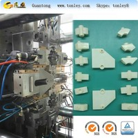 high precision steel product material plastic injection mould making