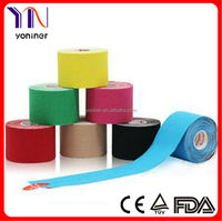 Kinesiology tape supplies manufacturer CE FDA certificated