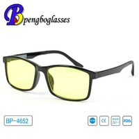 Hot sale CE approved glasses to block blue light