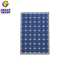 high efficiency mono and poly 10w 20w 30w the lowest price solar panel for home