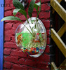 best selling china manufacturer wall mount acrylic fish tank