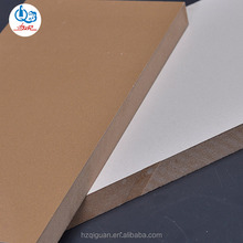 18mm furniture backing board melamine faced plywood for sale