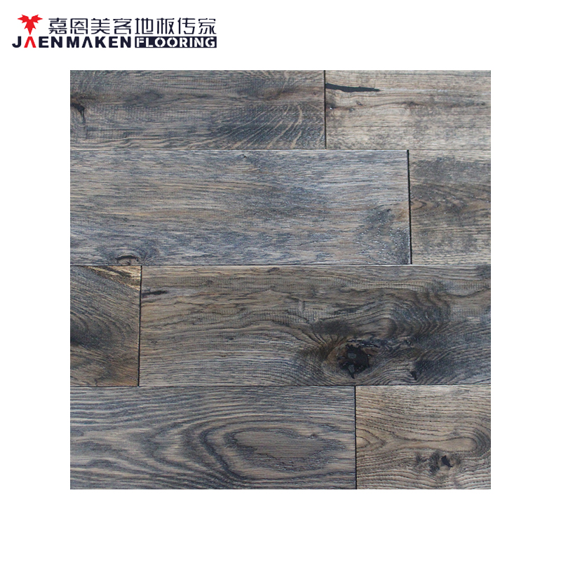12/2 x 190 x 500 - 1900mm ABCDE Grade Smoked Chemical Dyeing Multi-layer Engineered Wood White <strong>Oak</strong> Flooring