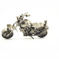 New Product Handmade Iron Motorcycle Model, Motorcycle Models Toys For Kids