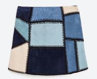 2017 Euro style OEM pigsplit crocheted skirt