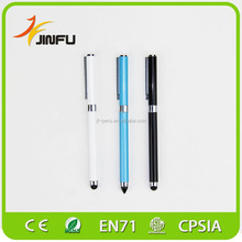 office stationery novelty pen clip ball pen